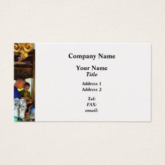 First Carousel Ride - Platinum Business Card