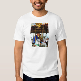 First Carousel Ride Tshirts