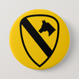 First Cavalry Button