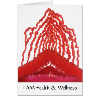 First Chakra- #2 - Physical Body Issues Card