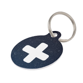 First Checkups Symbol Pet Name Tags