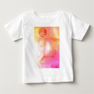 FIRST CHORE OF THE DAY.jpg Baby T-Shirt