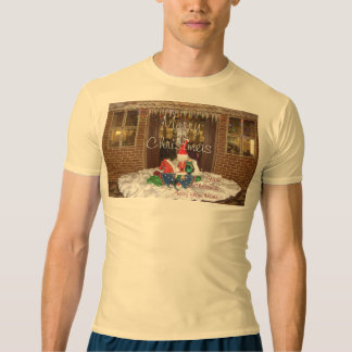 First Christmas away from home Inspired Art T-shirt