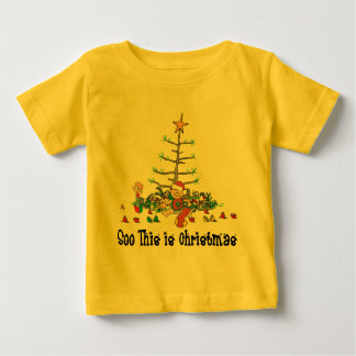 First Christmas Baby T-Shirt
