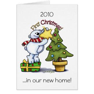 First Christmas - Beary Cute Card
