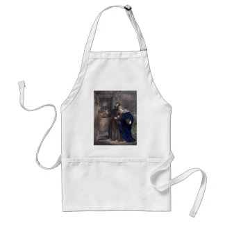 First Christmas Eve Adult Apron