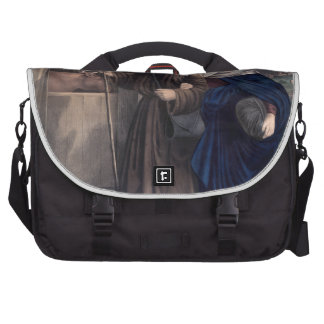 First Christmas Eve Laptop Bags