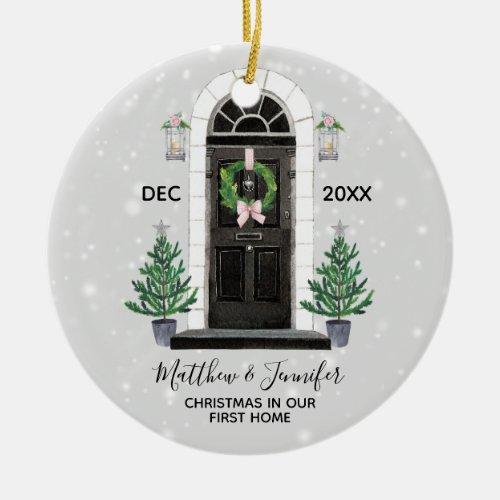 First Christmas Home Holiday Christmas Ornament