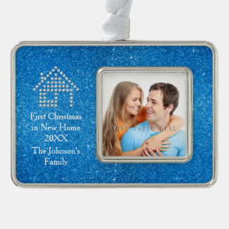 First Christmas in New Home Personalizable Christmas Ornament