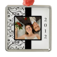 First Christmas Photo Ornament ornament