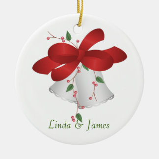 First Christmas Together Ornament Personalized