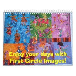 First Circle FabricWorks Calendar