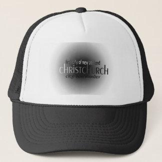 First City Christchurch Trucker Hat