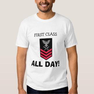 First Class All Day Tee Shirt