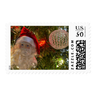 First Class Christmas postage stamps