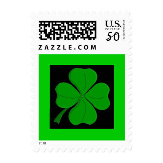 First Class Clover Postage