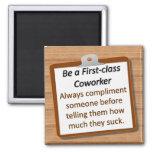 First Class Magnet