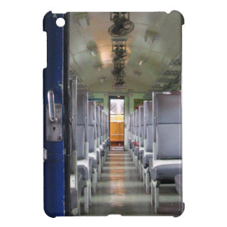 First Class ... Rail Travel iPad Mini Cases