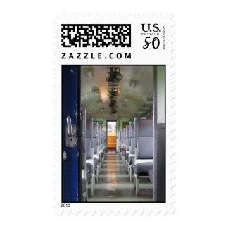 First Class ... Rail Travel ... Thailand Postage