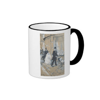 First Communion Day 1888 Mug