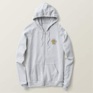 First Communion Embroidered Hoodie