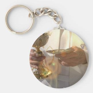 First Communion  Keychain