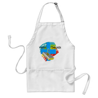 First Communion Kids T-Shirts & Gifts Adult Apron