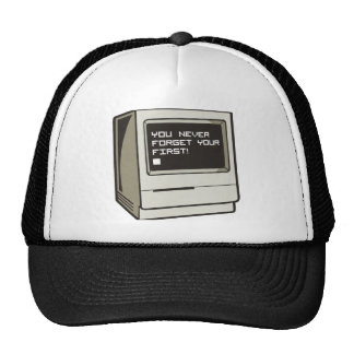 First Computer Retro Hats
