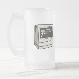 First Computer Retro Mugs