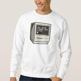 First Computer Retro Sweatshirt