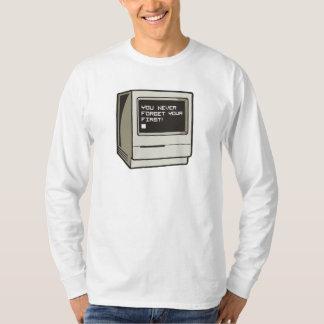 First Computer Retro T-Shirt