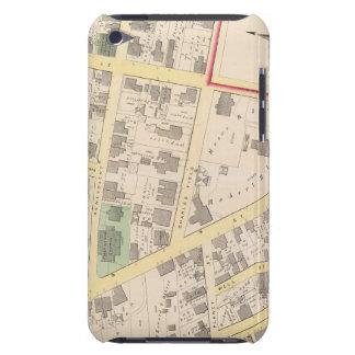 First Congregational Church Atlas Map iPod Touch Case