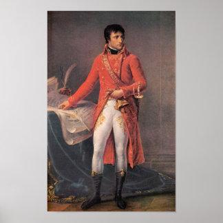 First Consul Bonaparte Poster