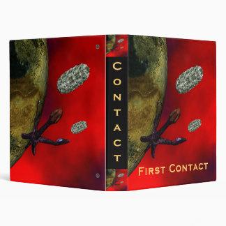 first contact binder
