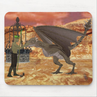 First Contact Mouse Pad
