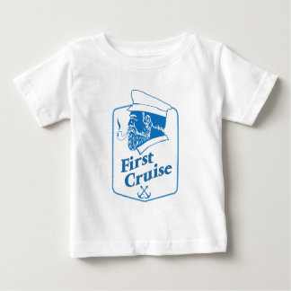 First cruise baby T-Shirt