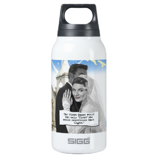 First Dance Bride Thermos Water Bottle