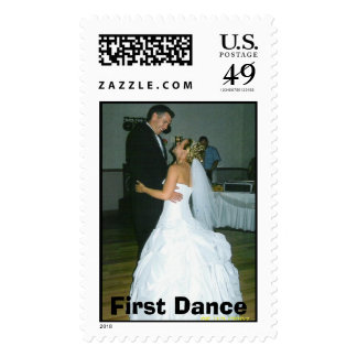 First Dance Postage