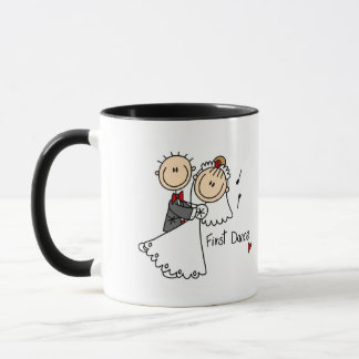 First Dance Wedding Tshirts and Gifts Mug