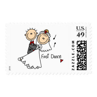 First Dance Wedding Tshirts and Gifts Postage