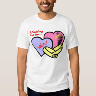 First Date Memories for Valentine's Day Tee Shirt