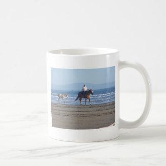 First Day at the Beach Coffee Mug