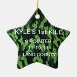 """""""FIRST DEER """" ornament"""