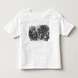 First Design for The Enraged Musician, 1799 Toddler T-shirt