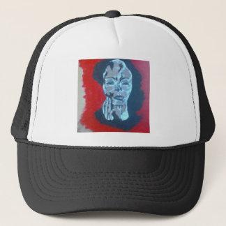 First designs trucker hat