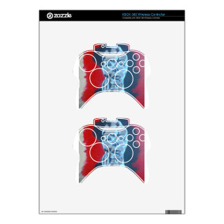 First designs xbox 360 controller decal