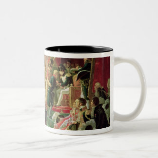 First Distribution of Crosses of Legion of Honour Two-Tone Coffee Mug
