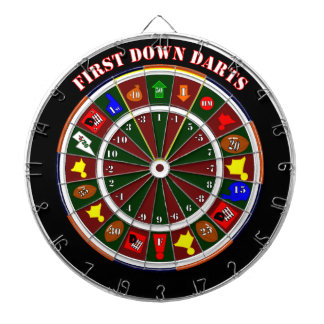 First Down Darts Dartboard