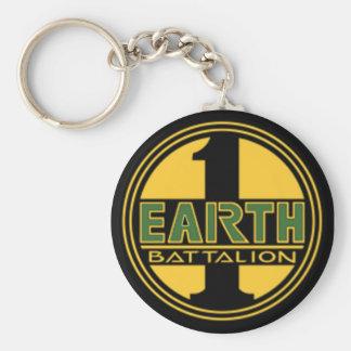 First Earth Battalion Keychain by MWSONGS