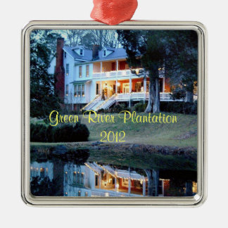 First Edition Green River Plantation Ornament